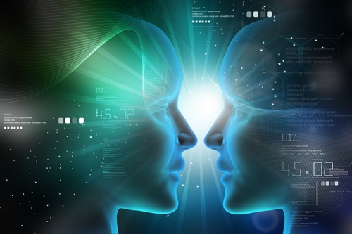 twin flames telepathic connection