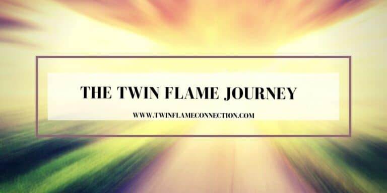 The Twin Flame Journey