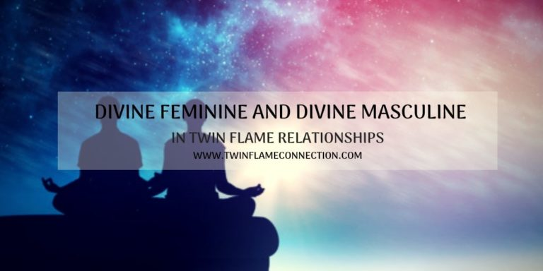 Divine Feminine and Divine Masculine in Twin Flame Relationships
